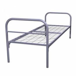 металлическая одноярусная кровать