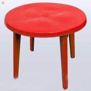 Стол пластиковый для дачи
