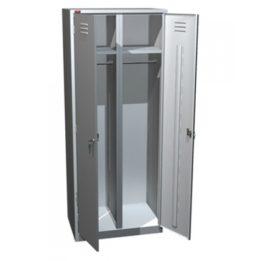 шкаф металлический для одежды ак-800