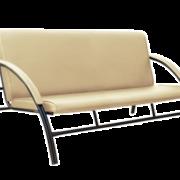 диван офисный бежевый