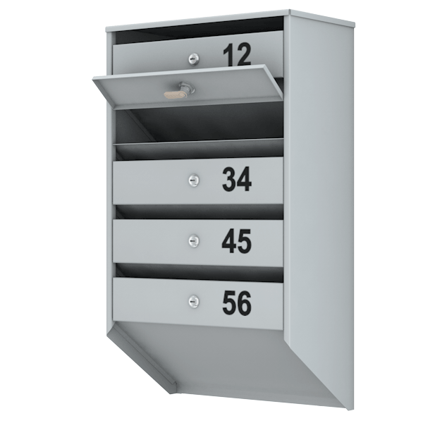 ящик почтовый 5 секций