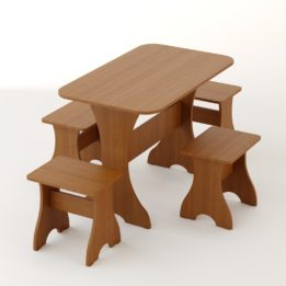 группа стул стол