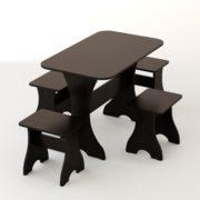 обеденная группа стол стулья