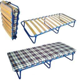 кровать на ламелях
