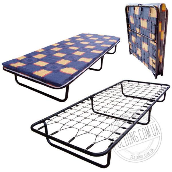 раскладная кровать на сетке