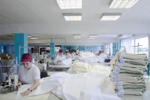 производство подушек и одеял