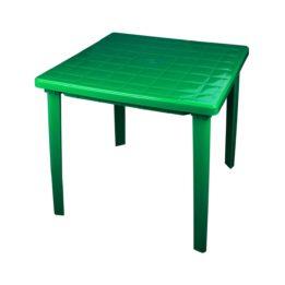 стол квадратный пластик