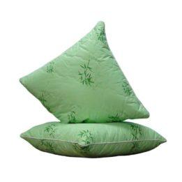 подушка бамбук размер 70х70
